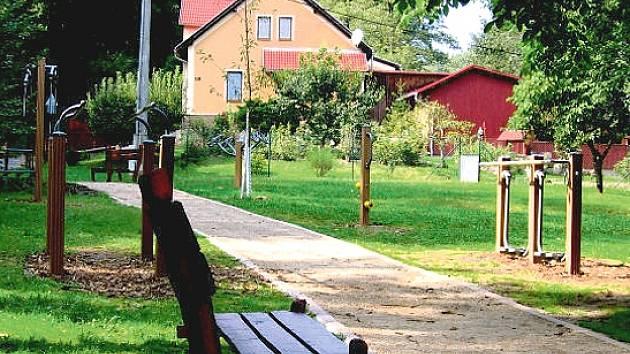 PARK PRO SENIORY otevřeli v Malých Žernosekách.