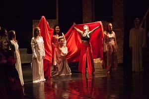 Dracula - Musical School DDM Ústí nad Labem.