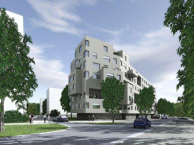BYTOVÉ DOMY mají nabídnout bydlení ve zcela jiném standardu než panelové domy na sídlišti. K tomuto modernímu bydlení má patřit také možnost využívat blízké vybavení města.