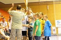 V Lovosicích probíhal o víkendu druhý ročník mládežnického turnaje Házenkářský festival