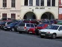 Parkování na Mírovém náměstí
