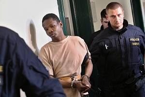 A. I. Diallo u soudu v Litoměřicích
