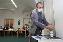 Krajské volby v Terezíně
