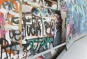 PO PÁR DNECH od dokončení úprav se stal skatepark terčem vandalů.