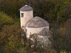 Kaple sv. Jiří na Řípu