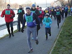 Poslední den v roce čeká atlety běh Od Hasy k Hase.