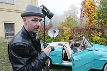 LEHCE KONTROVERZNÍ FOTOGRAFIE mají Hospici sv. Štěpána poskytnout finanční pomoc.