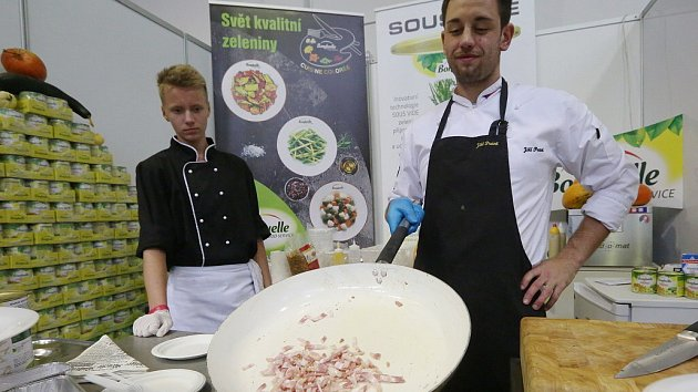 Gastro Food Fest na Zahradě Čech