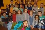 Zpívání koled ve Mšeném
