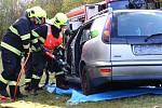 Pod Řípem se na den státnosti sjeli poprvé na sraz hasiči.