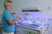 Podřipská nemocnice má novou unikátní porodnici