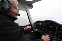 Silvestrovské létání v Roudnici.