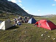 Skauti vyrazili poznávat krásy severské přírody, konkrétně Norska.