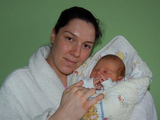 Michale a Miroslavu Horkým z Litoměřic se 19.2. ve 14.31 hodin  narodila v Litoměřicích dcera Amálie Horká (50 cm, 3,45 kg).