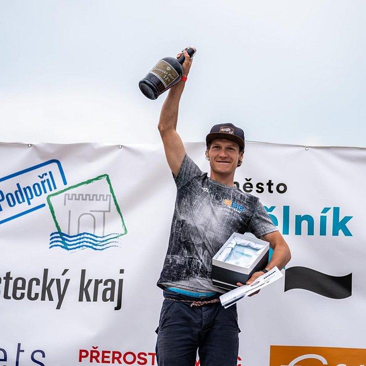 Gigathlon 2019, Račice, Mělnicko, Kokořínsko.