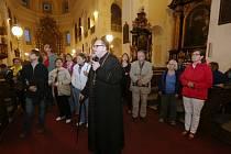 Noc kostelů v Litoměřicích