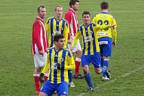 Fotbalisté Litoměřicka domácí duel zvládli.