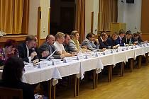 Ustavující jednání zastupitelů Štětí