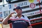 Martin Kolomý vyhrál první etapu Dakaru.