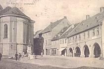Historické městečko Úštěk