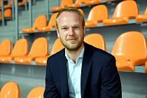 Sportovní ředitel HC Stadion Litoměřice Jan Fišera.