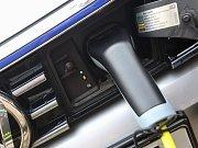 V Litoměřicích na parkovišti U hvězdárny je nové rychlodobíjecí zařízení pro elektromobily.