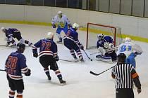 Hokej, krajský přebor, Lovosice - Louny