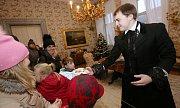 Vánoce na zámku v Ploskovicích