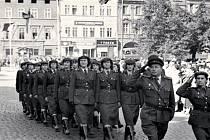 Vojáci a armády na Litoměřicku