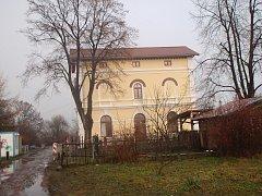 Nádraží v Ploskovicích prochází opravou