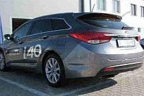 V Bohušovicích představili nový Hyundai.