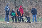 III. třída: Býčkovice (v rudém) - Lovosice B.