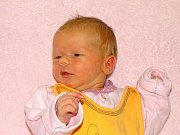 Julie Sachetová se narodila  Kateřině Sachetové a Petru Flossmannovi z Oken 9.11. v 14.55 hodin v Litoměřicích (3,32 kg a 52 cm).