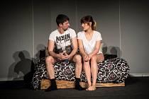 Můj romantický příběh - Divadlo A. Dvořáka Příbram