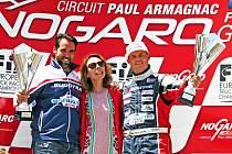 Adam Lacko vybojoval pro Buggyru vítězství v Nogaru.