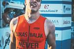Litoměřický sportovec Lukáš Balák.