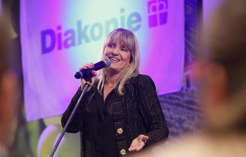 25. ročník charitativní dražby Diakonie v Litoměřicích.