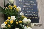 Uctění památky Štěpána kardinála Trochty.