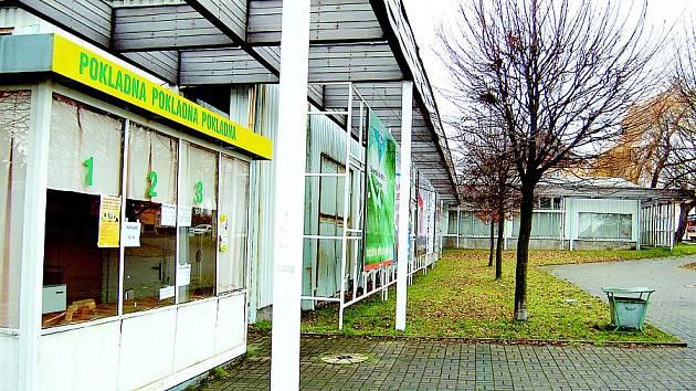 Pokladny na Zahradě Čech