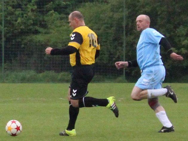 Fotbalové soutěže starých gard na Litoměřicku pokračovaly dalšími zápasy.