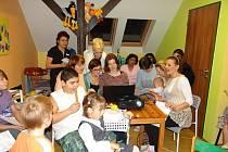 Zpívání koled v Litoměřicích, Liškova 43