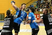 HC Talent Plzeň - Lovosice, čtvrtfinále play off.