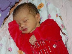 Veronice a Martinovi Peštovým z Budyně nad Ohří se 23.12. v 15 hodin narodila v Litoměřicích dcera  Matylda Peštová. Měřila 51 cm a vážila 2,98 kg.
