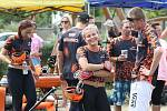 Podřipská hasičská liga pokračovala závodem v Brozanech