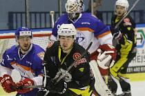 Hokejisté litoměřického Stadionu si v posledním kole základní části připsali tři body.