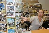 Pracovníci Městského informačního centra v Litoměřicích zažívají poslední dny v místě, kde je MIC od svého vzniku. Budou se stěhovat do nových prostor.