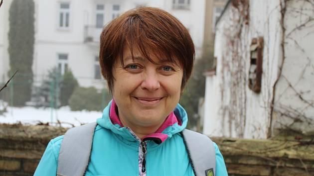 Bývalá kaplanka věznice ve Všehrdech Monika Černá