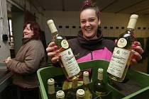 Vinaři slibují, že letošní mladá a Svatomartinská vína jsou mimořádná díky dobrým podmínkám na vinicích
