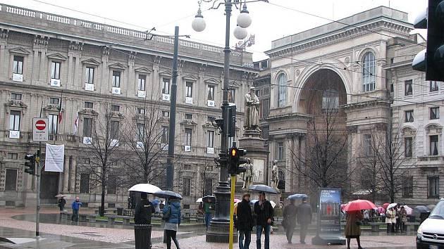 Milano - ilustrační foto.