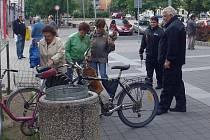 Romští asistenti pomáhají ve Štětí.
